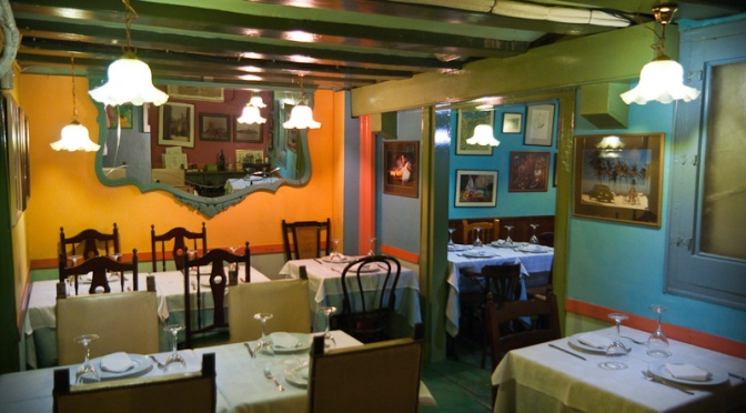 Restaurant Habana Vieja