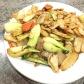 niangao de arroz con verduras