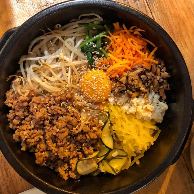 Modu Korean Bowl